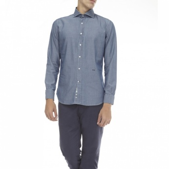 Camisa Venancio denim claro