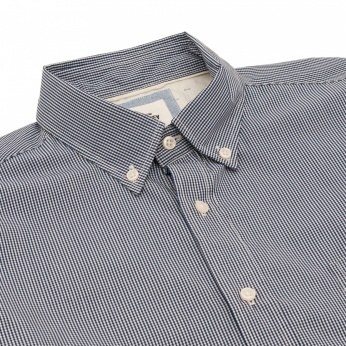 Camisa Severino estampada