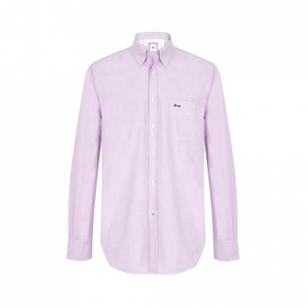 Camisa Severino Oxford rosa