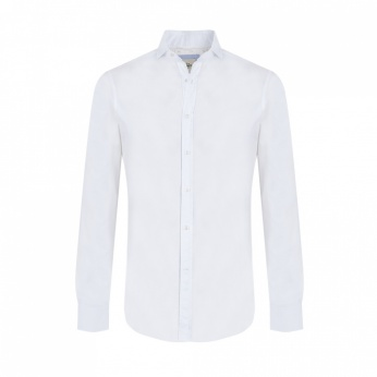 Camisa Venancio Oxford blanco