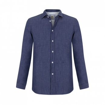 Camisa Venancio denim