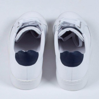 Sneakers Estani blanco negro