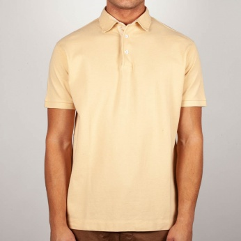 Polo Bond amarillo