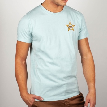 Camiseta Maki con Bordado Sheriff