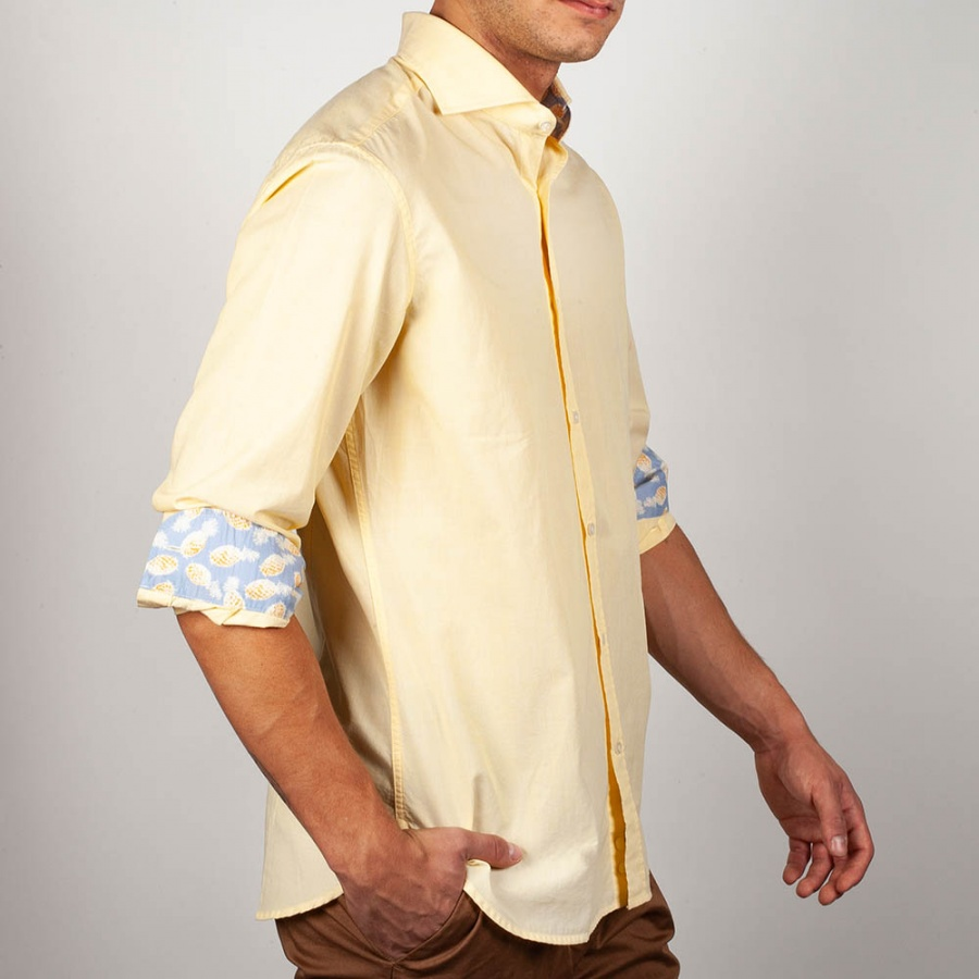 Camisa Magallanes Lisa