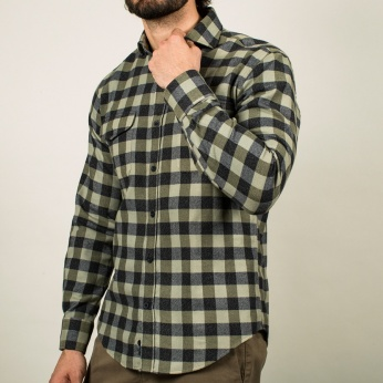 Camisa Verde Country