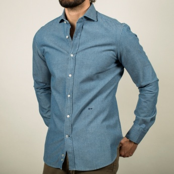 Camisa Denim Magallanes