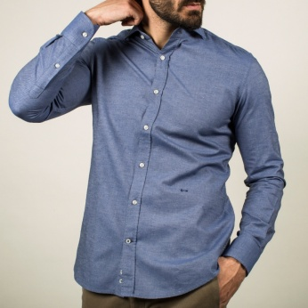 Camisa Magallanes Denim Lavado