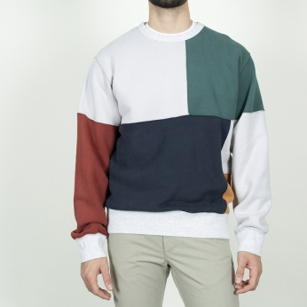 Sudadera Ñapa parches