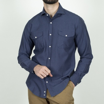 Camisa Country denim